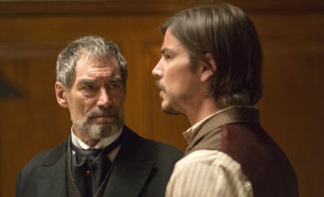 Ethan Shares His Concerns - Penny Dreadful Season 2 Episode 1