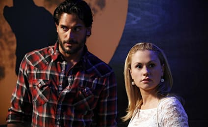 True Blood First Look: Joe Manganiello as Alcide