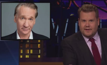 James Corden Hits Back at Bill Maher for Fat-Shaming Segment - WATCH
