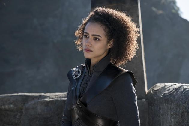 Nathalie Emmanuel as Missandei  - Game of Thrones