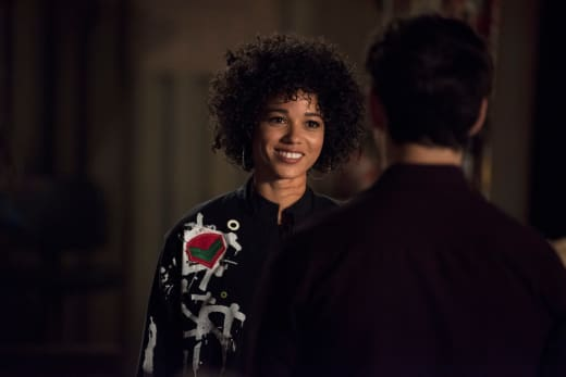 Magnificent Maia - Shadowhunters Season 2 Episode 17