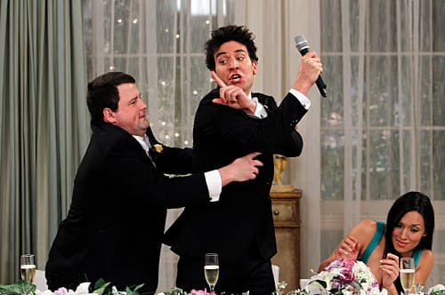 How I Met Your Mother Season Premiere Pic