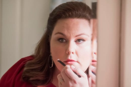 Kate Deals with the Miscarriage - This Is Us Season 2 Episode 9
