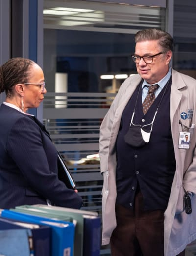 A Desperate Situation/Tall - Chicago Med Season 6 Episode 12