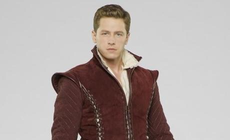 Josh Dallas Promo Pic