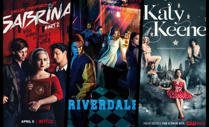 It Is A Tragedy We'll Never See A Chilling Adventures of Sabrina-Riverdale-Katy Keene Crossover