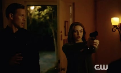 Legacies Promo: Hope Takes Aim!