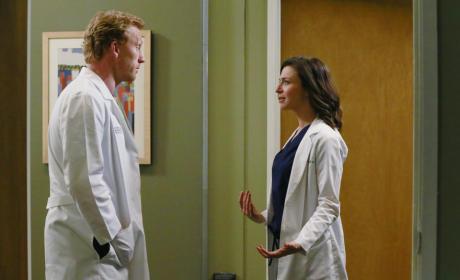 Amelia and Owen - Grey's Anatomy