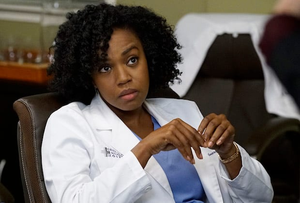 Stephanie Edwards - Grey's Anatomy
