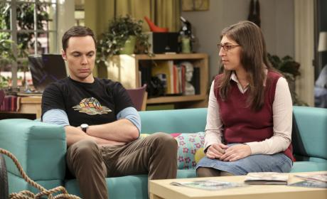 Sheldon and Amy Have a Serious Talk - The Big Bang Theory Season 10 Episode 22