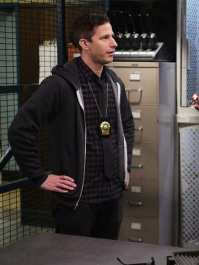 Mature Jake - Brooklyn Nine-Nine Season 7 Episode 12