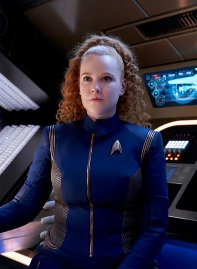 Tilly Processing - Star Trek: Discovery Season 2 Episode 11