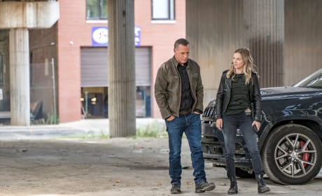 Voight and Upton - Chicago PD Season 5 Episode 6