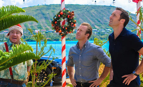 The Christmas Tree Caper - Hawaii Five-0
