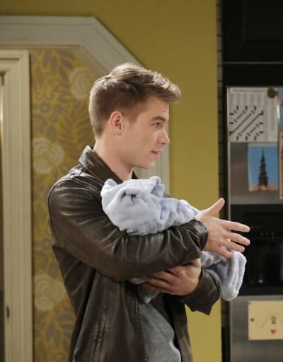 Tripp Wants to Help/Tall - Days of Our Lives