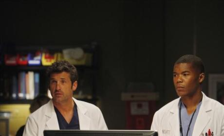 Dr. Ross Assists
