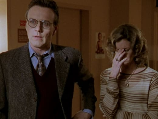 Good Prognosis - Buffy the Vampire Slayer Season 2 Episode 18