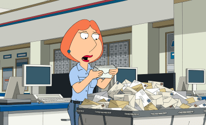 Family Guy Season 14 Episode 17 Review: Take A Letter