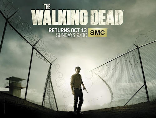 Walking Dead Season 4 Poster