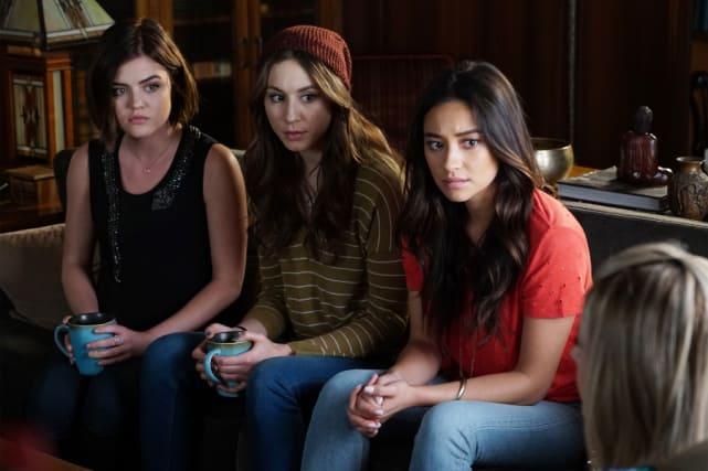 Hanna's Turn - Pretty Little Liars Season 6 Episode 8