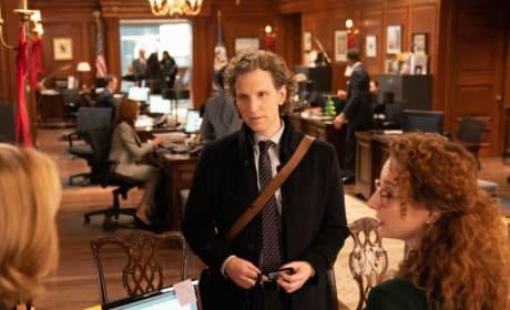 A New Assistant - Madam Secretary Season 5 Episode 9
