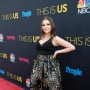 Hanna Ziele on the Red Carpet - This Is Us