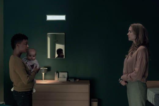Moira Confronts Serena  - The Handmaid's Tale Season 3 Episode 12