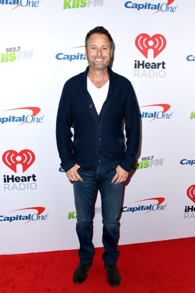 Chris Harrison Attends Jingle Ball Event