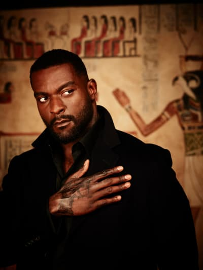 Michael James Shaw in Blood & Treasure