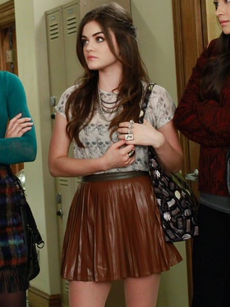 Aria-Pretty Little Liars