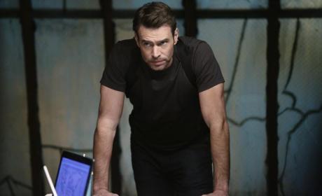 Determind Jake - Scandal Season 4 Episode 11