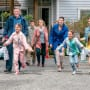 Family Running - Chesapeake Shores Season 3 Episode 9