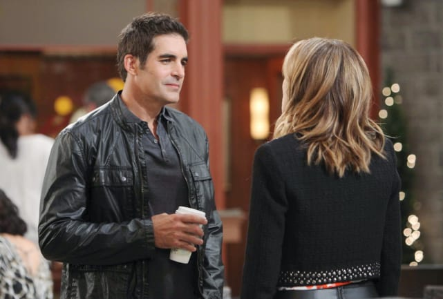 Kate Calls Out Rafe - Days of Our Lives
