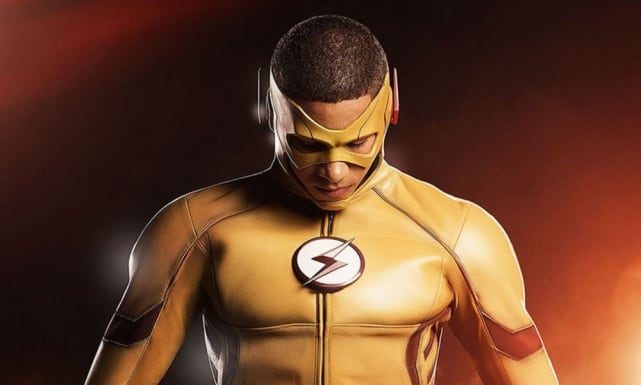 Kid Flash To Get A Bigger Role - The Flash