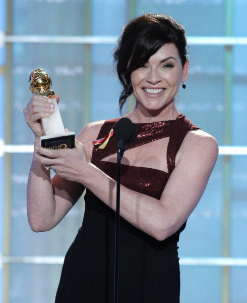 Golden Globe Winner