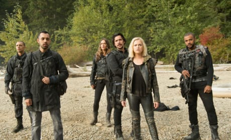 The First Arrivals  - The 100