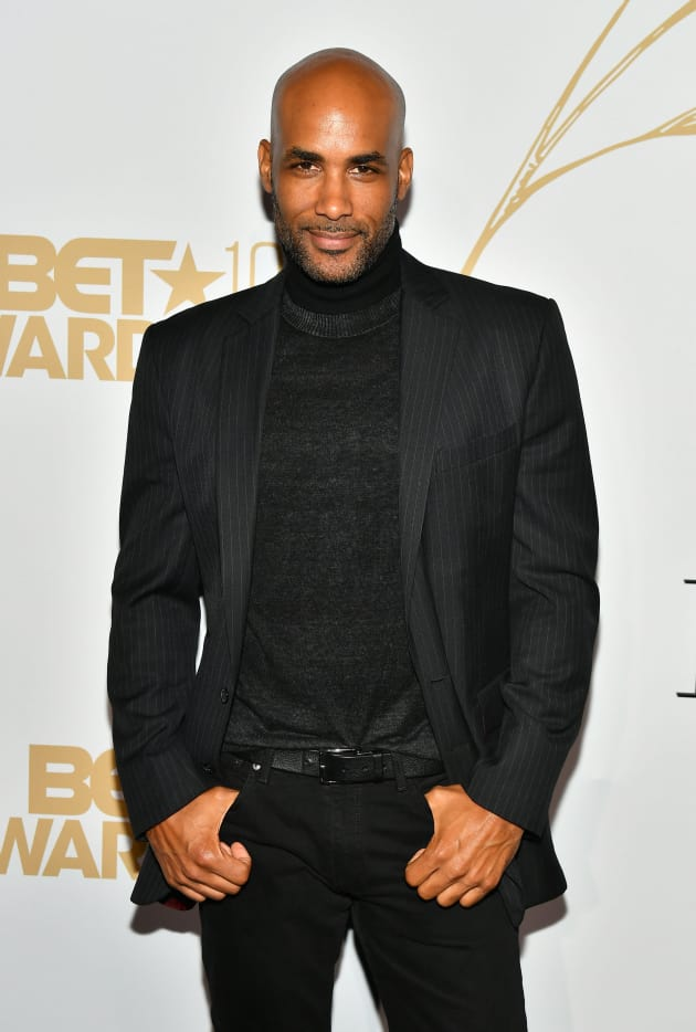 Boris Kodjoe Attends Event