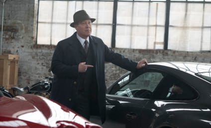 The Blacklist Photo Preview: A New Ally for Mr. Kaplan?