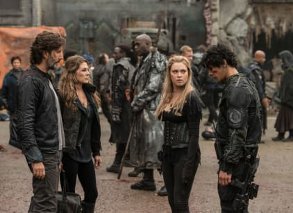 Watch The 100 Season 4 Episode 1 Online
