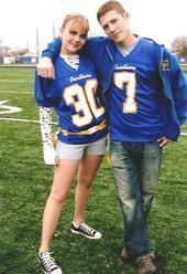 Aimee Teegarden, Zach Gilford