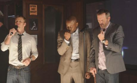 House, Chase and Foreman