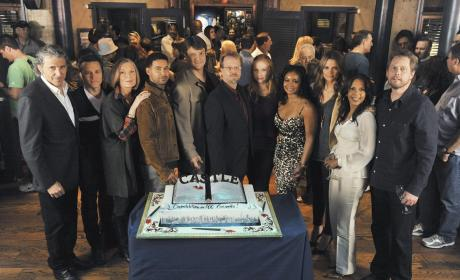100 Episodes of Castle