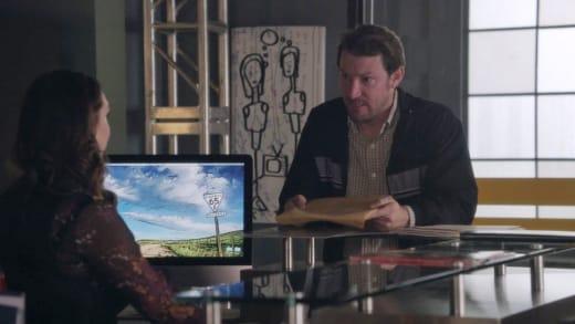 Rayna's Stalker - Nashville Season 5 Episode 5