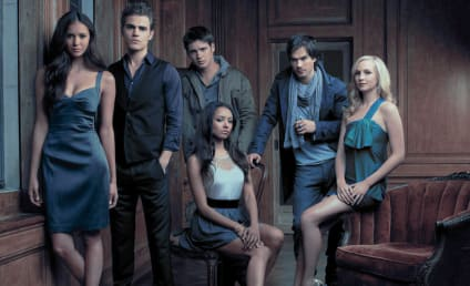 The Vampire Diaries Cast: Then and Now