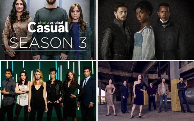 Casual may 23rd on hulu
