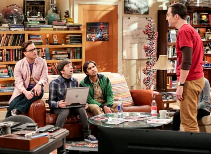 Watch The Big Bang Theory Season 11 Episode 9 Online