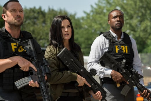 Blindspot Season 3 Episode 4 Review Gunplay Ricochet Tv Fanatic