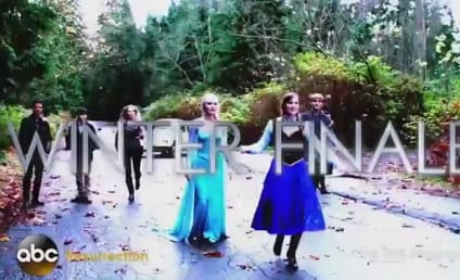 Once Upon a Time Season 4 Episode 12 Promo: The Queens of Darkness