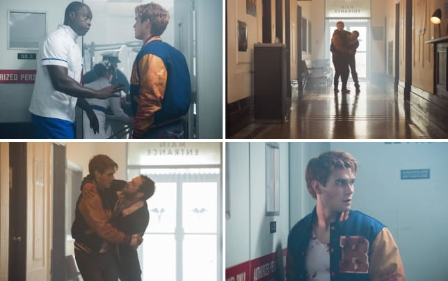Emergency room riverdale s2e1
