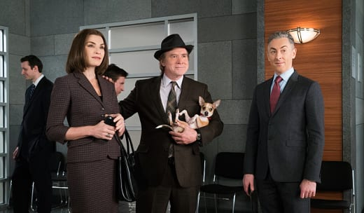 The Grand Jury - The Good Wife